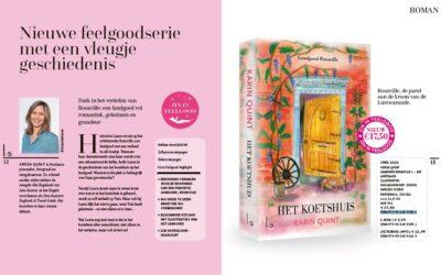 Het koetshuis in de zomerbrochure van LS Amsterdam