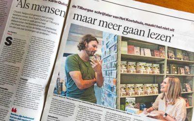 Het Koetshuis in Brabants Dagblad